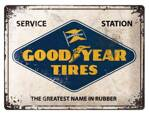 Tabuľka GOOD YEAR Tires Service Station